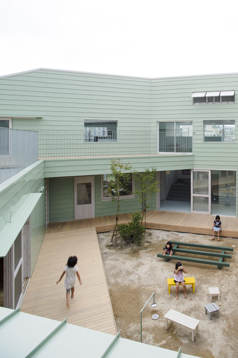 HAKEMIYA NURSERY SCHOOL – casereal